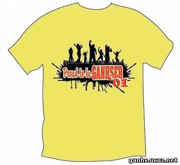 Official And Final Design Of Reunion Shirt 6 April 2011 Ganhs